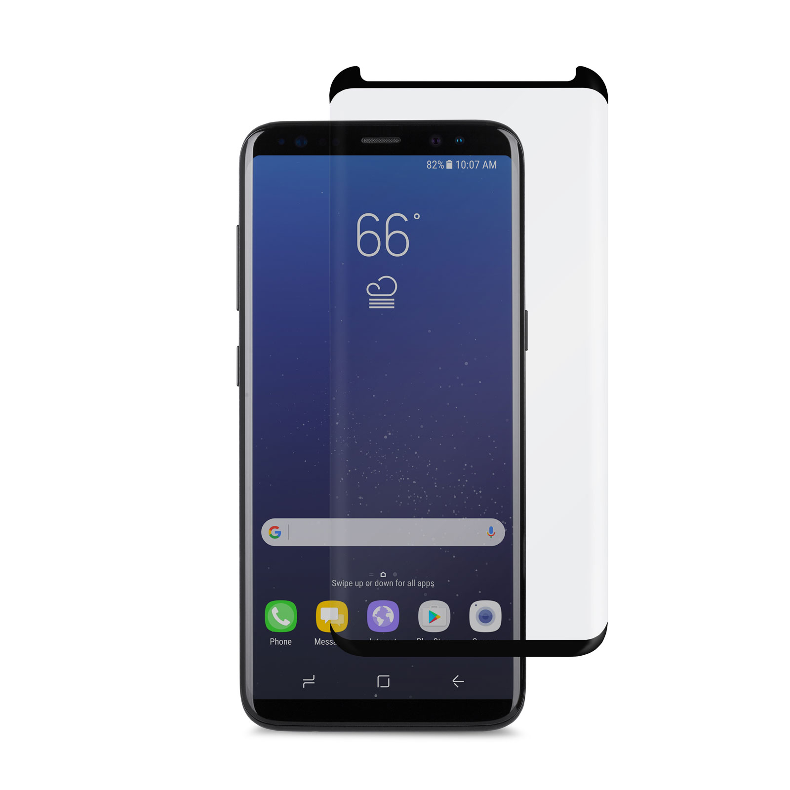 low priced 42ece 8b5db IonGlass for Galaxy S8
