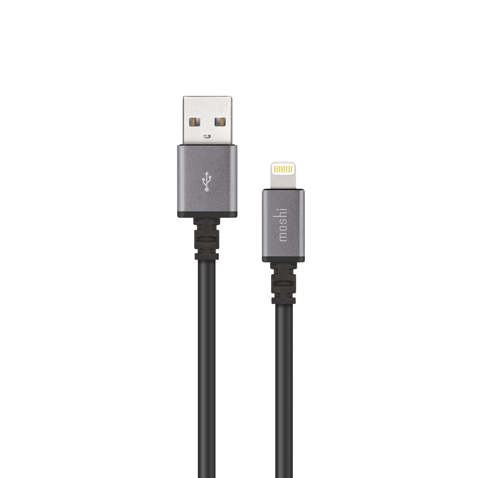 USB-A to Lightning Cable 10 ft (3 m)-2-thumbnail
