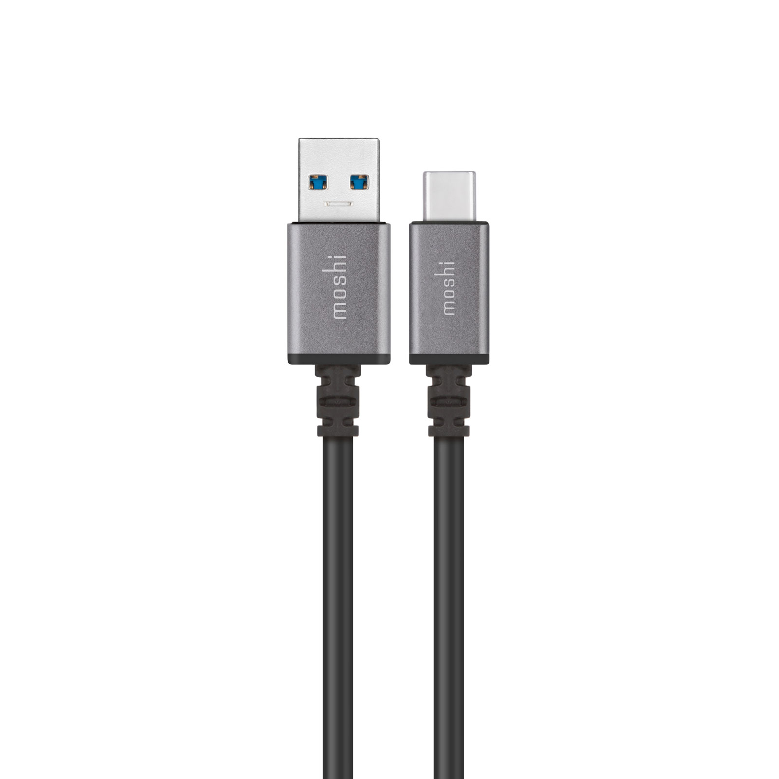USB-C to USB-A Charge Cable 3.3 ft (1 m)-2-thumbnail