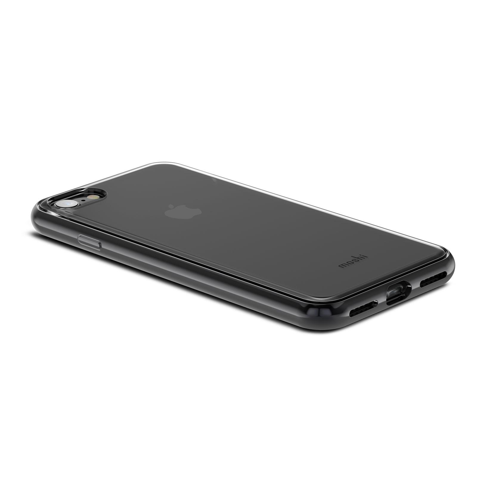 df510a874c Vitros iPhone 8/7 Clear Case with Built-In Wireless Charging