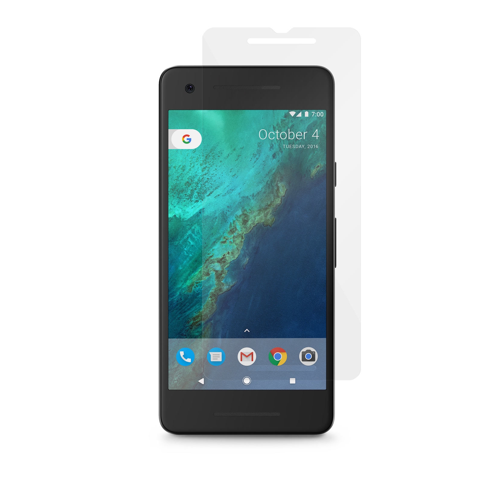 AirFoil Glass Screen Protector For Pixel 2