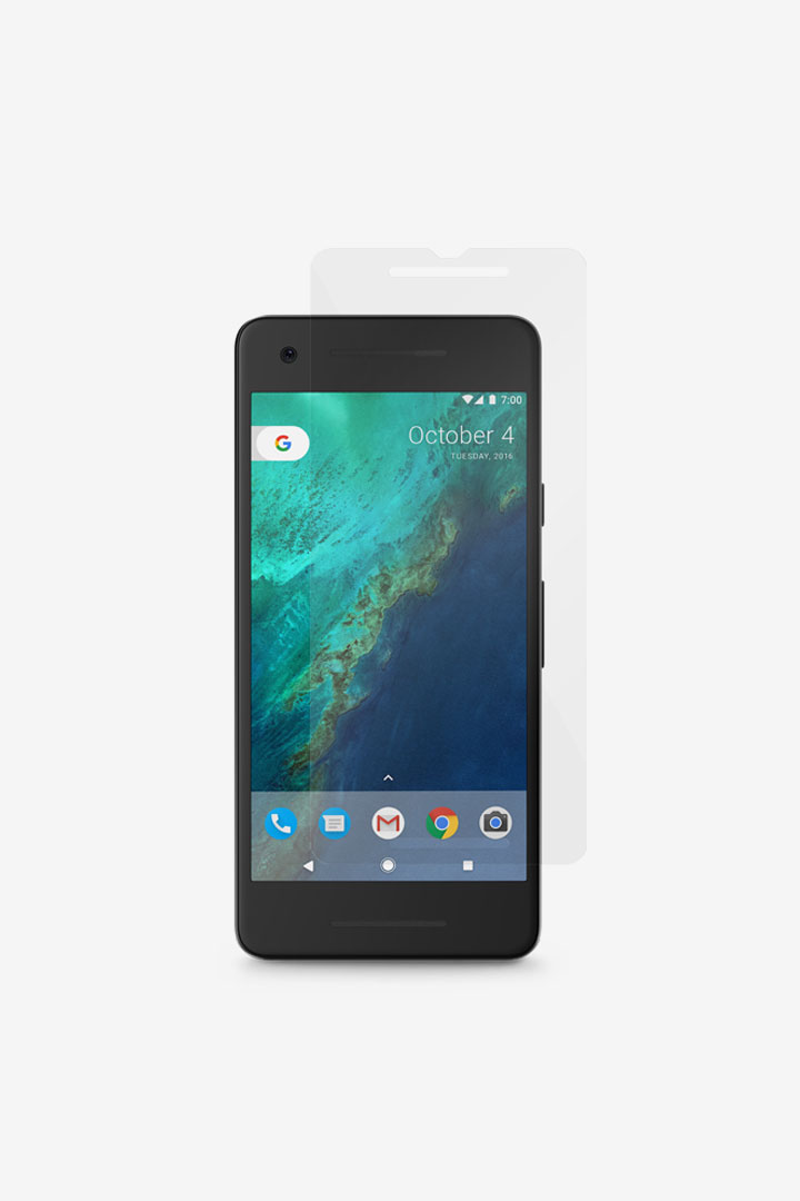 secondAirFoil Glass for Pixel 2#Clear